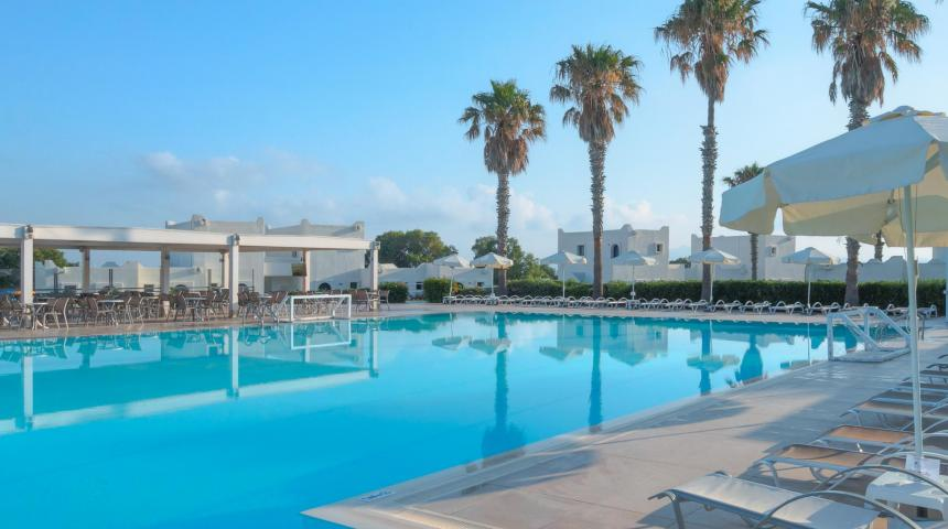 Hotel Aeolos Beach (4*) op Kos