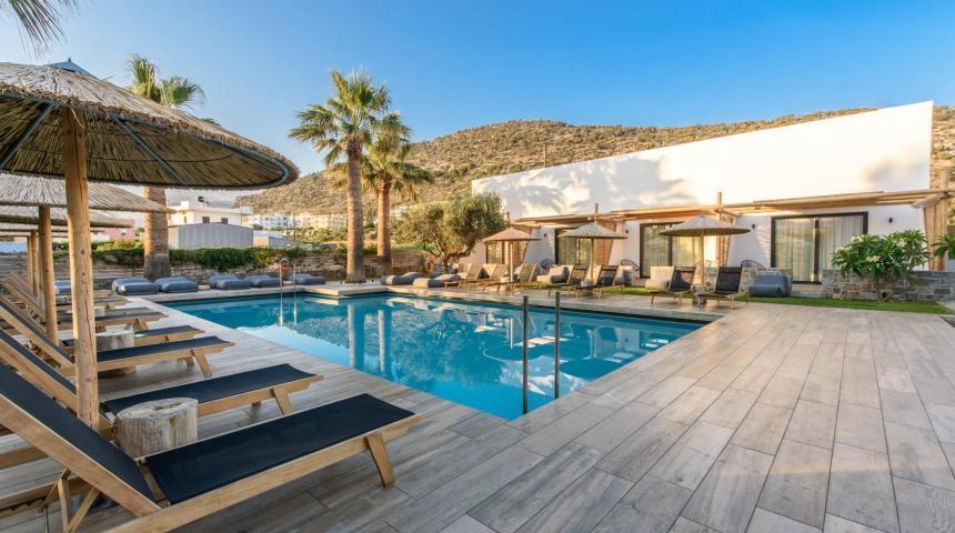 Hotel Aggelo (3*) op Kreta