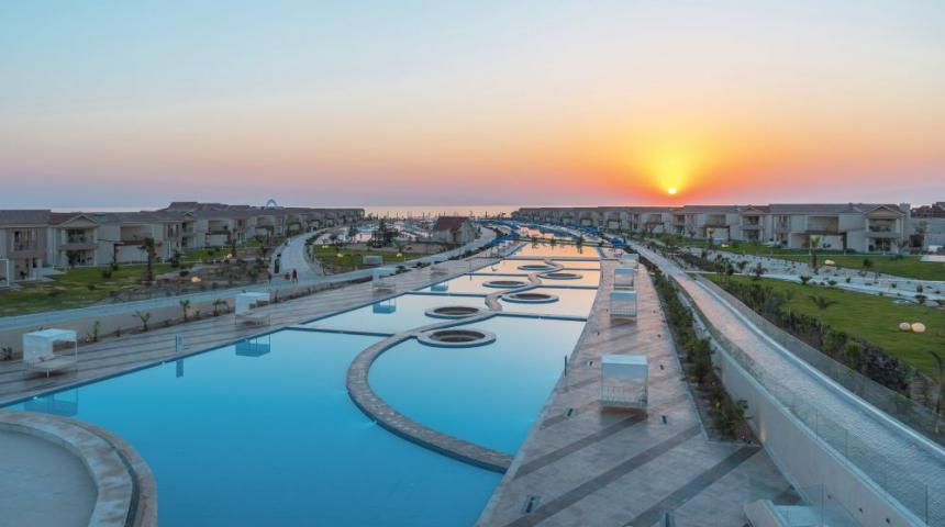 Hotel Albatros Sea World (5*) in Marsa Alam