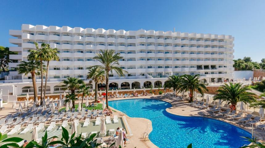 Hotel Aluasoul Resort (4*) op Mallorca