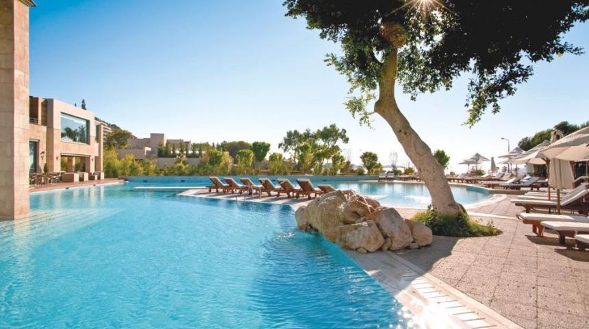 Hotel Amathus Beach (5*) in Rhodos
