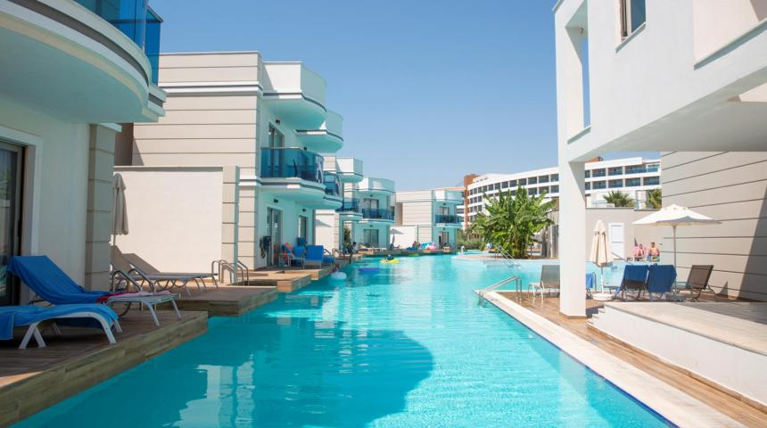 Hotel Aquasis Deluxe (5*) in Turkije