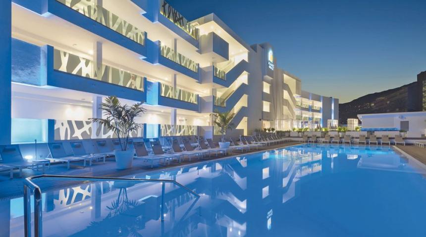 Hotel Atlantic Mirage (4*) op Tenerife