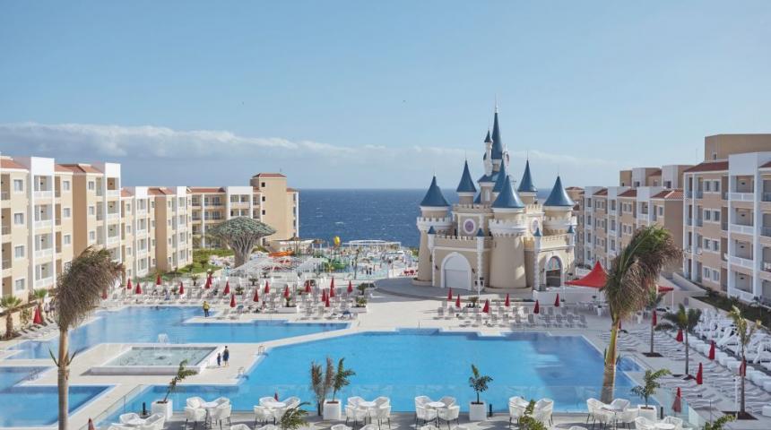 Hotel Bahia Principe Fantasia (5*) op Tenerife