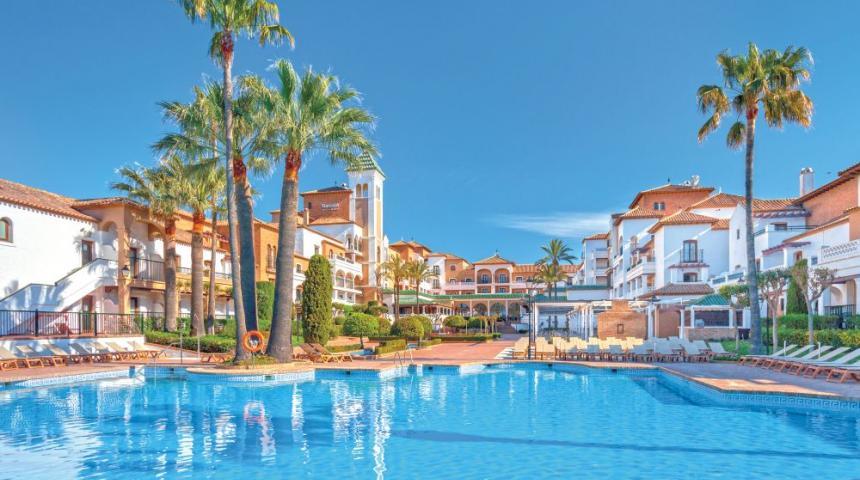 Hotel Barcelo Isla Canela (4*) in de Algarve