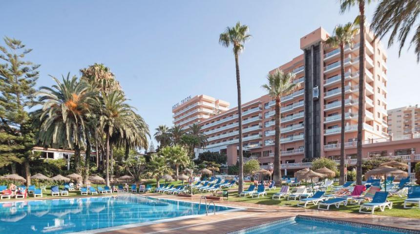Hotel Best Triton (4*) in Benalmadena