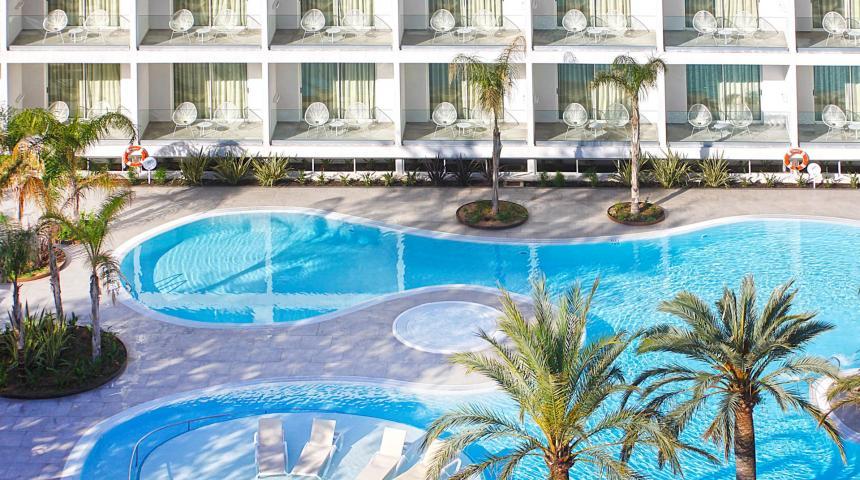 Hotel BG Caballero (4*) op Mallorca