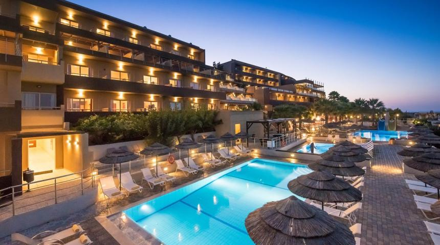 Hotel Blue Bay Resort (4*) op Kreta
