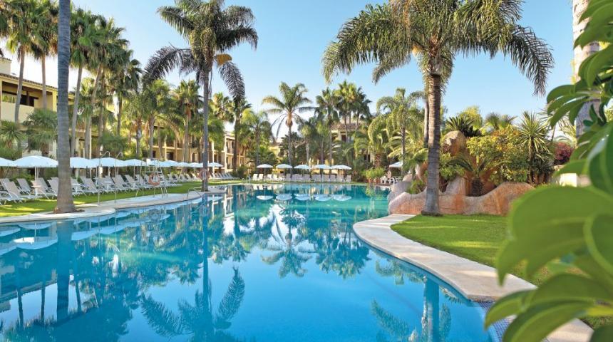 Hotel Bluebay Banus (4*) in Marbella