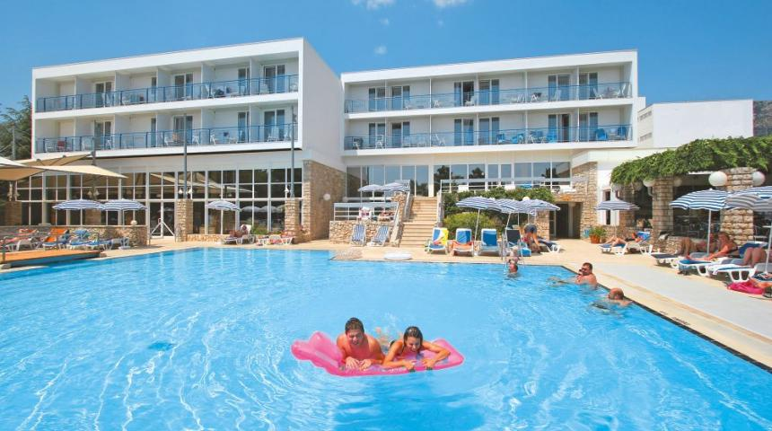 Hotel Bluesun Borak (3*) in Kroatie