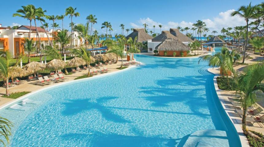 Hotel Breathless (5*) in Punta Cana