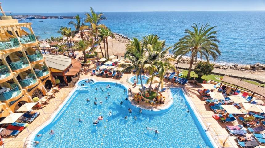 Hotel Bull Dorado Beach (3*) op Gran Canaria