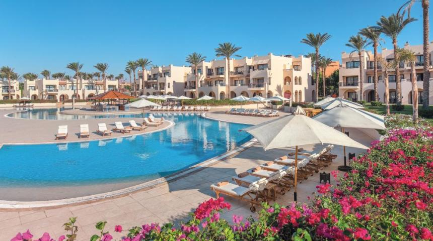 Hotel Cleopatra Luxury Resort (5*) in Sharm el Sheikh