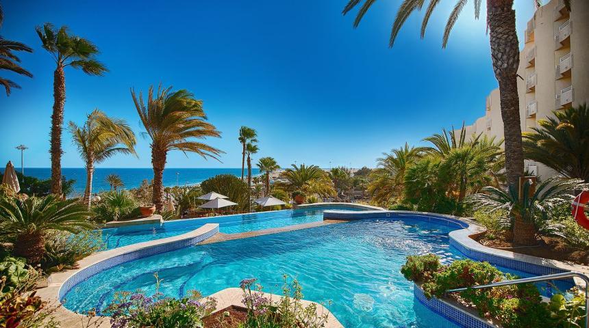 Hotel Corallium Dunamar (4*) op Gran Canaria
