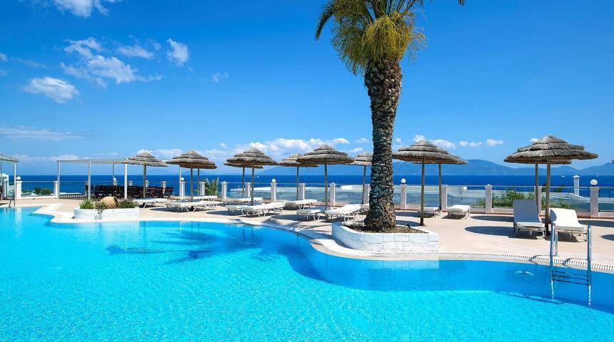 Hotel Dimitra Beach (4*) op Kos