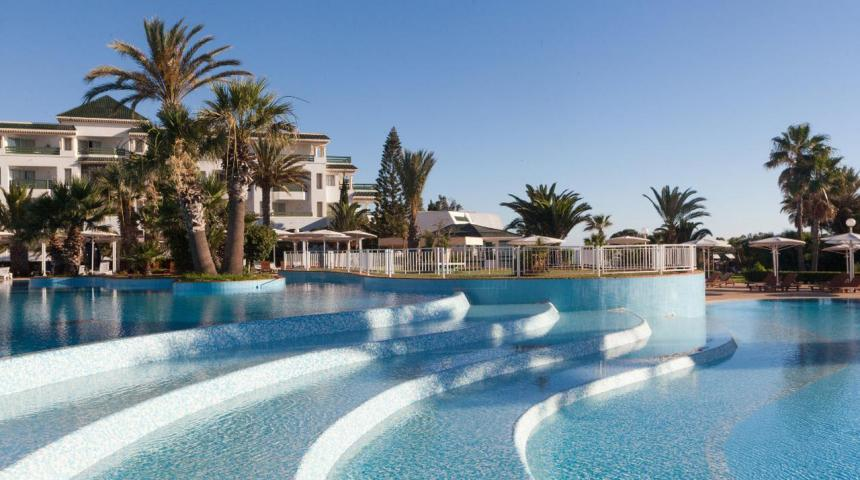 Hotel El Mourida Palm Marina (4*) in Tunesie