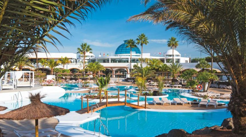 Hotel Elba Royal Village (4*) op Lanzarote
