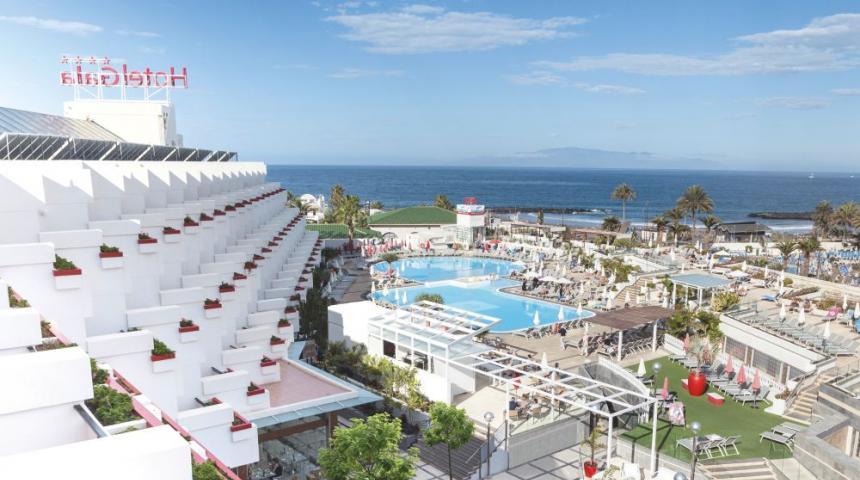 Hotel Gala (4*) op Tenerife