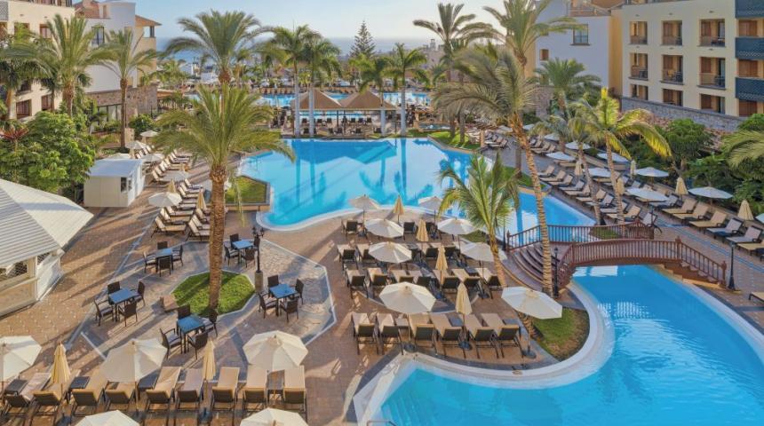 Hotel GF Gran Costa Adeje (5*) op Tenerife