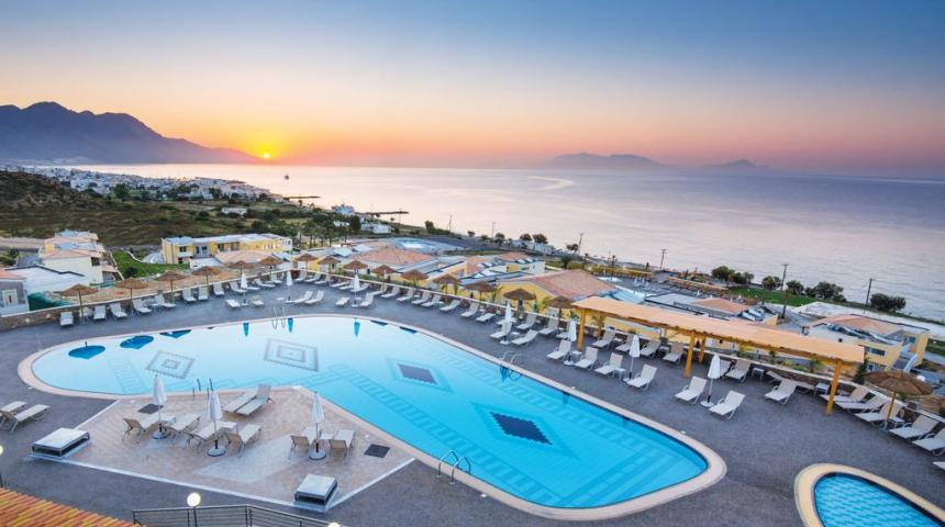 Hotel Grand Blue Beach (5*) op Kos