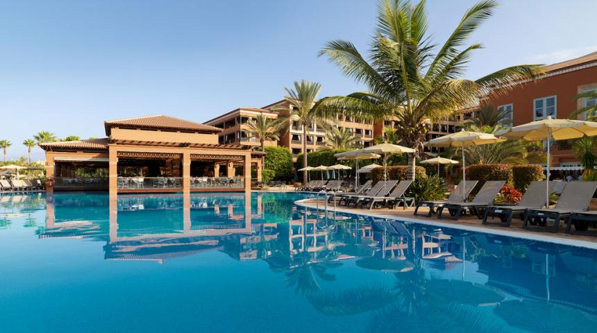 Hotel H10 Costa Adeje Palace (4*) op Tenerife