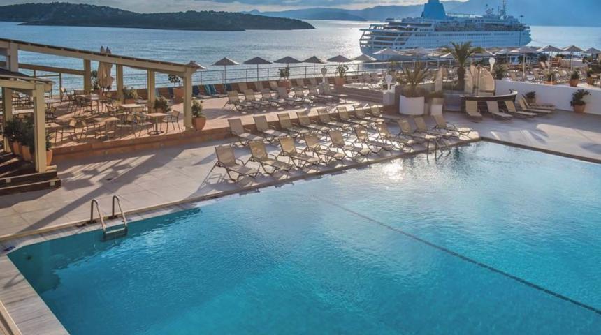 Hotel Hermes (4*) op Kreta