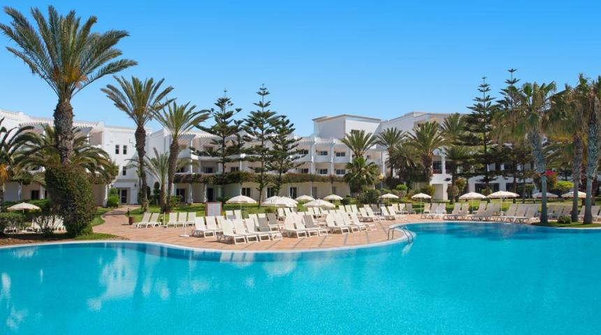 Hotel Iberostar Founty Beach (4*) in Agadir