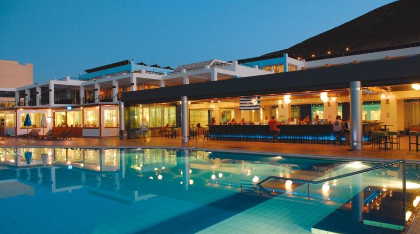 Hotel Imperial Belvedere (4*) op Kreta