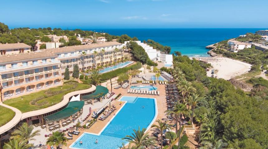 Hotel Insotel Cala Mandia (4*) op Mallorca