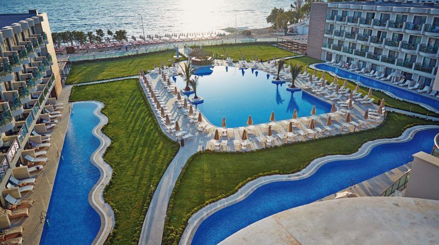Hotel Kairaba Bodrum Princess (5*) in Bodrum
