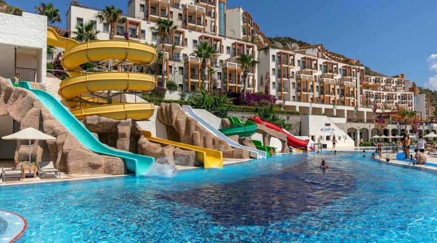 Hotel Kefalu Resort (5*) in Turkije