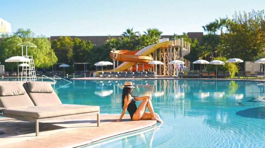 Hotel Kenzi Club Agdal Medina (5*) in Marrakech