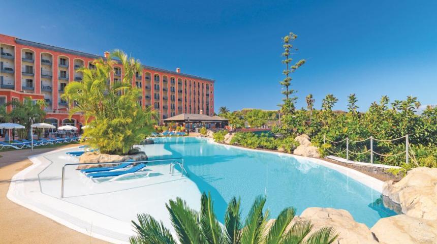 Hotel Las Aquilas (4*) op Tenerife