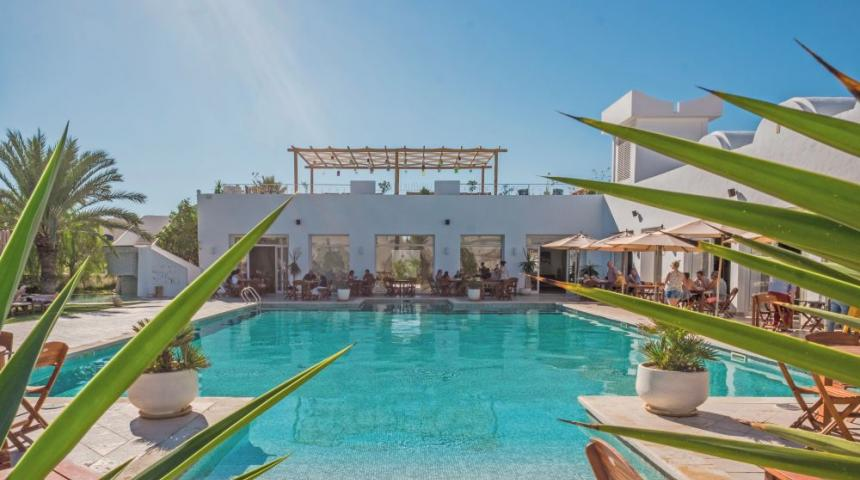 Hotel Les Jardins de Toumana (3*+) in Djerba