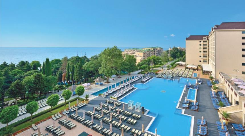 Hotel Melia Grand Hermitage (5*) in Bulgarije