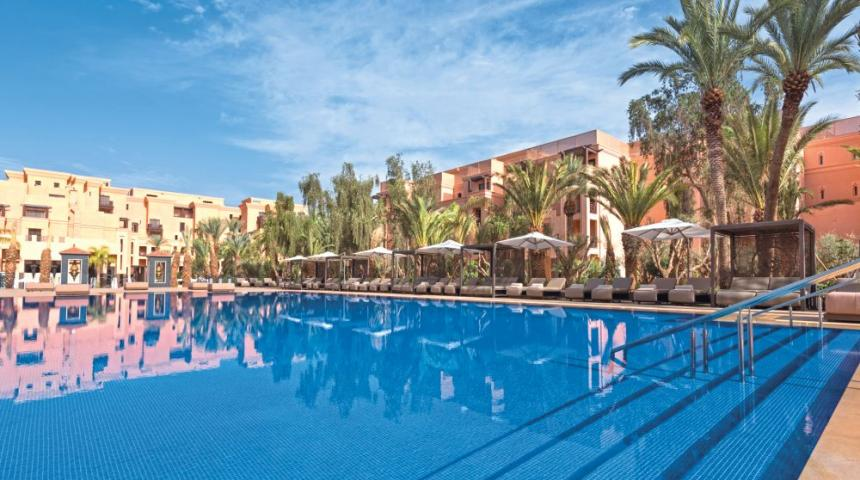 Hotel Movenpick Mansour (5*) in Marrakech