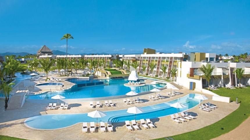 Hotel Now Onyx (5*) in Punta Cana