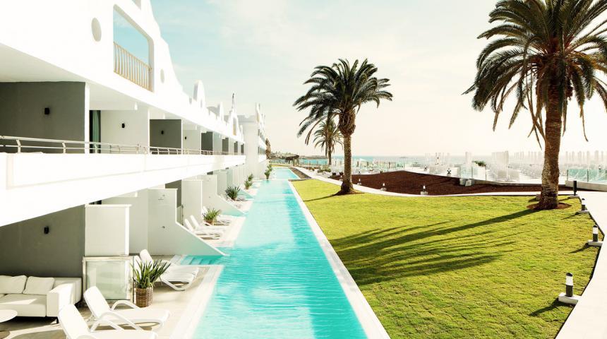Hotel Ocean Beach Club (4*) op Gran Canaria