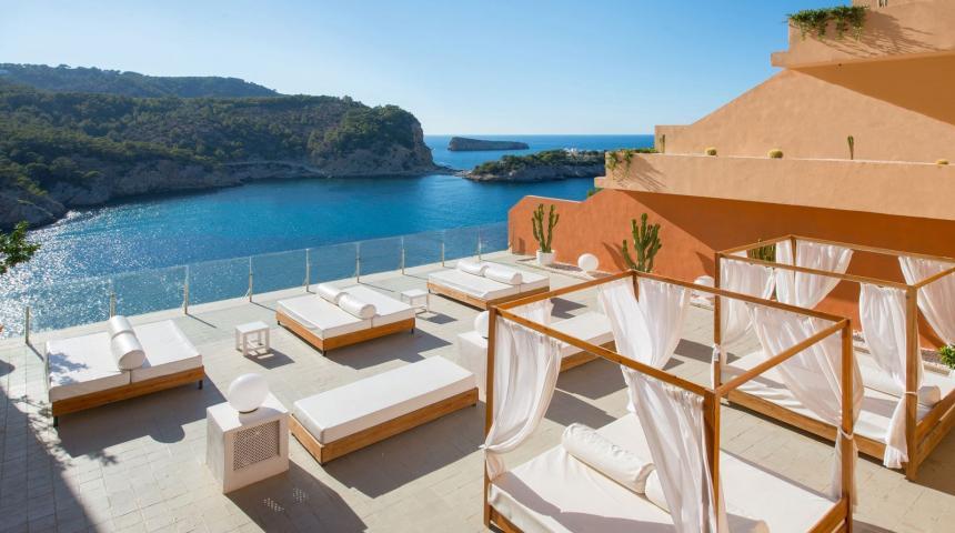 Hotel Ole Galeon (4*) op Ibiza