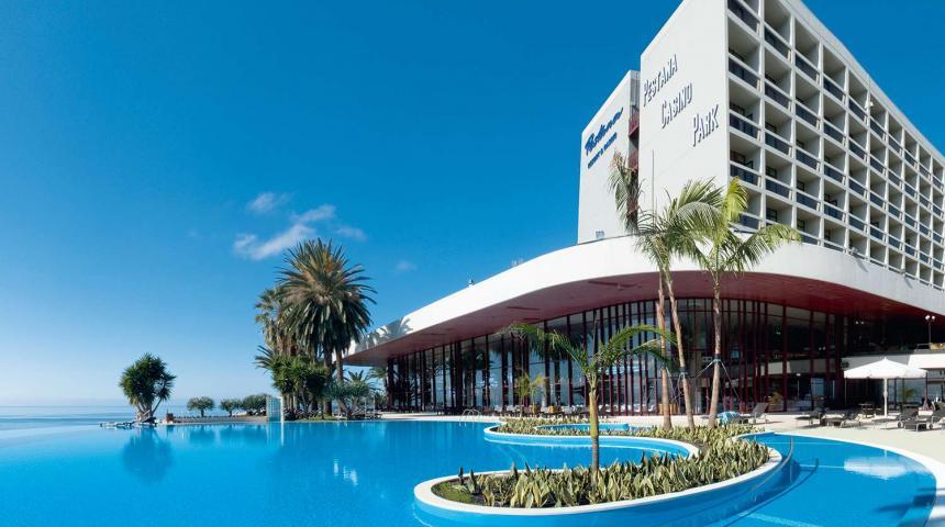 Hotel Pestana Casino Park (5*) op Madeira