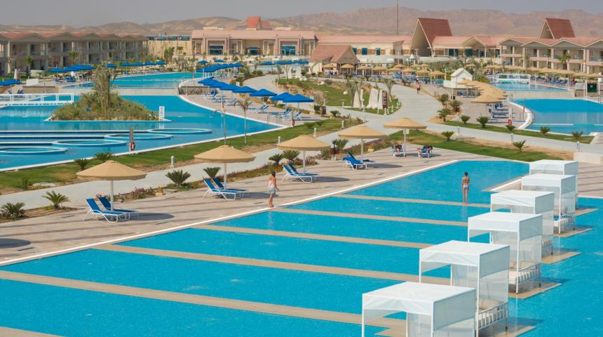 Hotel Pickalbatros Sea World (5*) in Egypte