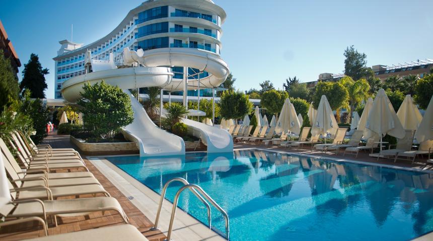 Hotel Q Premium (5*) in Alanya