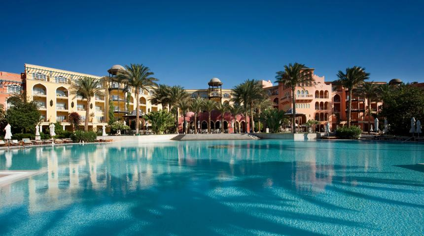 Hotel Red Sea The Grand Resort (5*) in Hurghada