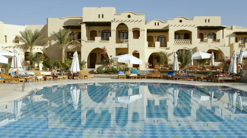 Hotel Three Corners Rihana Resort (4*) in Hurghada