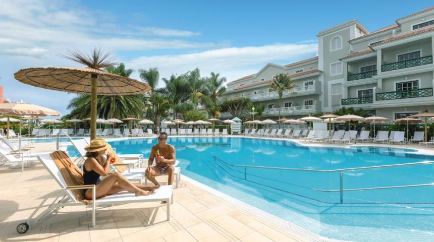 Hotel Riu Garoe (4*) op Tenerife