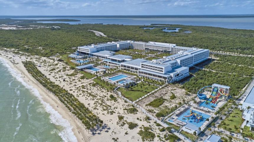 Hotel Riu Palace Costa Mujeres (5*) in Cancun