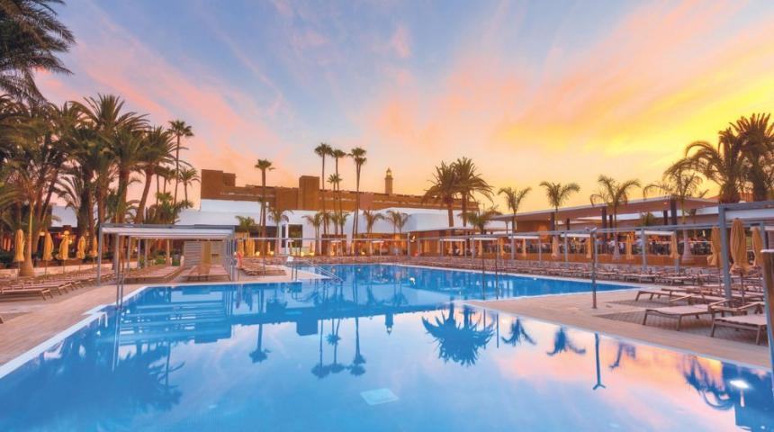 Hotel Riu Palace Oasis (5*) op Gran Canaria