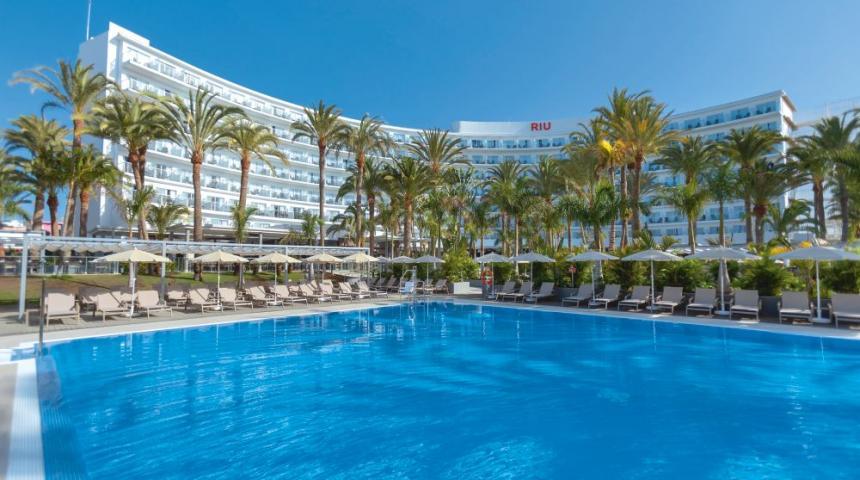 Hotel Riu Palace Palmeras (4*) op Gran Canaria