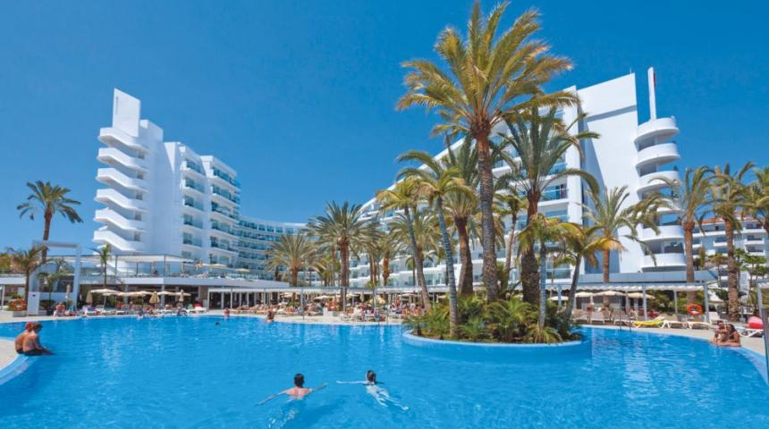 Hotel Riu Papayas (4*) op Gran Canaria