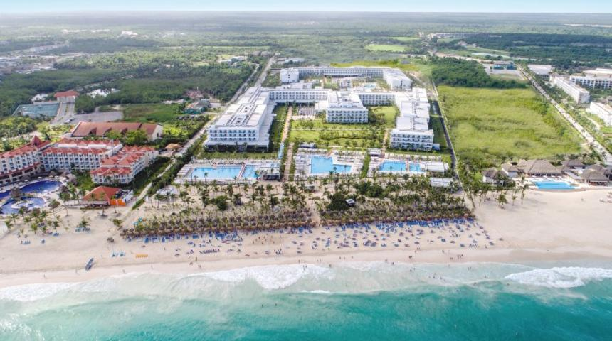 Hotel Riu Republica (5*) in Punta Cana
